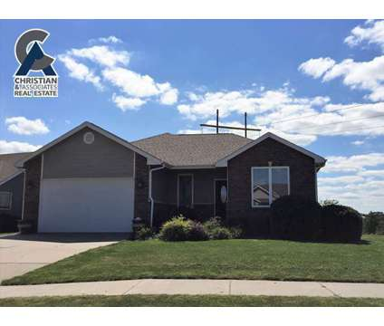 Home For Sale at 3801 Peachtree Cir in Manhattan KS is a Single-Family Home