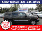 2006 Gray Jeep Commander
