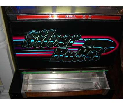 "Universal Slot Machine - ""Silver Bullet"" is a Other Sports & Fitnesses for Sale in Dallas TX"