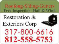 Roofing-Siding Gutters