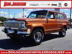 1983 Jeep Cherokee Orange, 187K miles