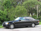 1995 Mercedes Benz S600 Armored