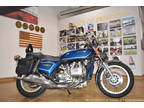 1977 BLUE Honda GOLDWING