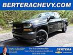 2018 Chevrolet Silverado 1500 Black, new