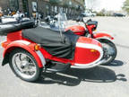2014 Ural Patrol Two-tone