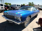 1973 Chevrolet Caprice Custom Coupe