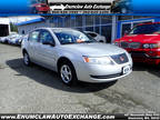 2007 Saturn Ion Silver, 123K miles