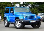 Jeep Wrangler OVERLAND 2.8 CRD AUTO Other 2014, 39000 miles