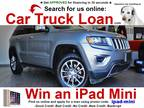 2016 Jeep Grand Cherokee Limited 4WD $131/week OAC* Apply at Surrey Mitsubi