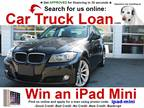 2011 BMW 328i xDrive 328 3-series 320 beamer Apply for a Loan at Surrey