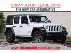 2018 Bright White Clearcoat Jeep Wrangler Unlimited
