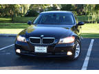 2008 Jet Black BMW 3 Series
