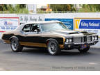 1972 Black w/ Gold Stripes Oldsmobile Cutlass