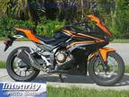 2017 Honda Cbr500r Only 359 Actual Miles Flawless Bike!!