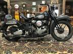 1940 Harley-Davidson Knucklehead EL Black