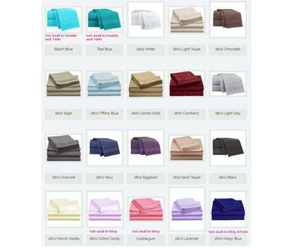 Best Sheets Ever is a Beddings for Sale in Brantford ON