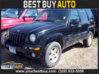 2003 Jeep Liberty Limited Suv