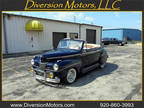 1941 Ford Super Deluxe Convertible Convertible