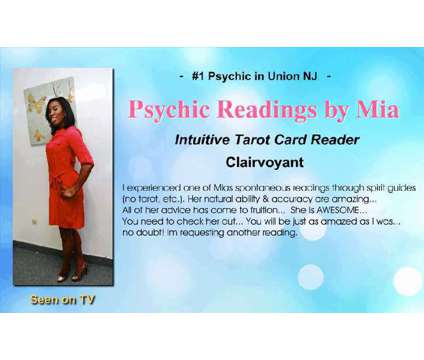 Lost? Confuse? Need Real Answers? Ask the #1 Psychic in Your Area is a Metaphysical & Psychic Services service in Union NJ