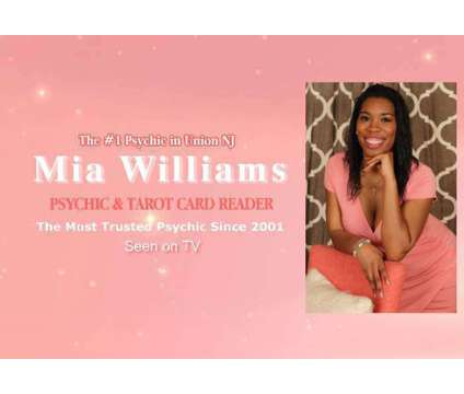 Mia Williams Has Changed So Many Lives - Reading Mia The #1 Psychic Story is a Metaphysical & Psychic Services service in Union NJ