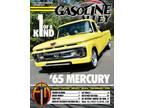 1965 Yellow Mercury M100