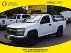 2006 Chevrolet Colorado Regular Cab Work Truck Pickup 2D 6 ft