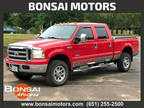 2006 Ford F-350 SD XLT Crew Cab 4WD CREW CAB PICKUP 4-DR