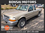 2000 Ford Ranger XL SuperCab 2WD EXTENDED CAB PICKUP 2-DR