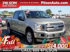 2018 Ford F-150 Gold|White, 11 miles