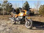 1976 BMW R90s Motorcycle Daytona Orange Shipping Free! 900cc Only 24k miles