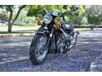 1972 Moto Guzzi Eldorado Police Full Restoration
