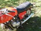 1972 Ducati 750 GT w/6,876 miles