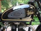1939 Velocette KSS ~ `54 MAC chassis