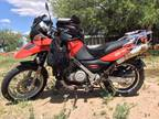 2007 BMW F650GS Enduro Motorcy