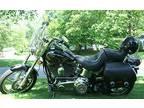 2008 Harley Softail Custom
