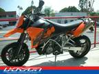 2006 KTM 950 Supermoto Orange