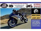 2016 Yamaha YZF-R6 Blue