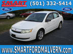2004 Saturn Ion White, 141K miles