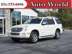 2008 Mercury Mountaineer White, 111K miles