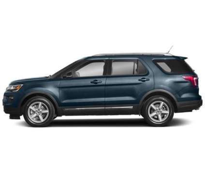2019 Ford Explorer XLT is a Blue 2019 Ford Explorer XLT Car for Sale in Placentia CA