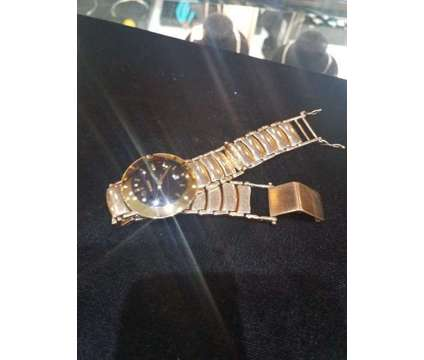Rado Arm Watch with Solid 14kt Gold Bend Custom Made is a Accessories for Sale in Paradise Valley AZ