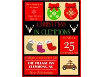 Annual Community Christmas in Clemmons Event