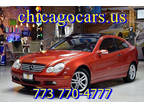 2002 Orange Mercedes-Benz C-Class