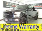 used 2017 Ford F-150 SUPERCREW 4WD ALPINE EDITION LIFT PACKAGE NAVIGATION
