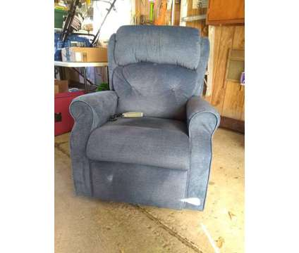 lift chair is a Blue Chairs for Sale in Hamburg NY