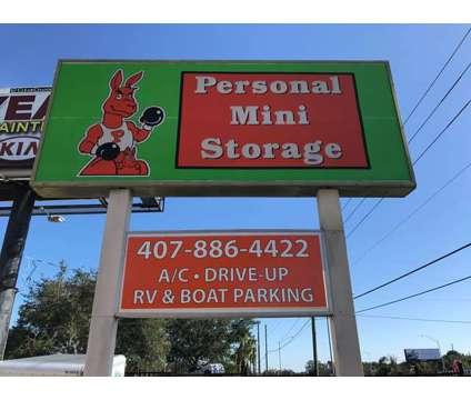 STORAGE, PACKING SUPPLIES, U-HAUL-ALL HERE! (Apopka) at 1365 E Semoran Blvd in Apopka FL is a Self Storage