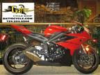 2014 Triumph Daytona 675 ABS