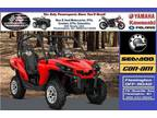 2016 Can-Am Commander DPS 800