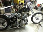 1956 Custom Built Motorcycles Chopper