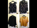 Lot of 14 Women's Dress Blouse